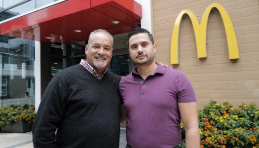 Carlos Mateos Sr. & Jr.